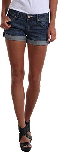 HUDSON Jeans Women's Hampton Cuffed Flap Pocket Short, Hackney, 26
