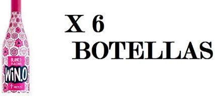 VINO SIN ALCOHOL TINTO WIN 0.0 (6 BOTELLAS)