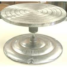 New Mexico Clay Banding Wheel 7'' Aluminum