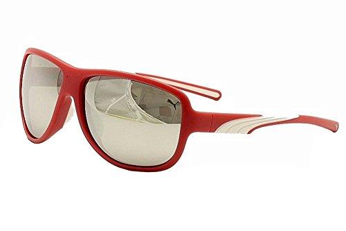 [Puma Sunglasses 15159 Barrel Sunglasses,Pink,59 mm] (Cheap Indiana Jones Costumes)