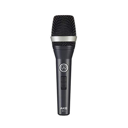 میکروفون ای کی جی مدل D5S رنگ مشکی