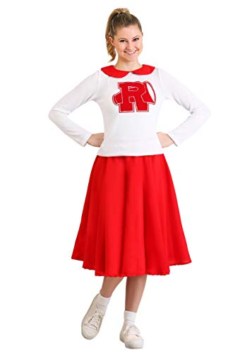 Fun Costumes Women's Grease Rydell High Cheerleader Costume Medium -
