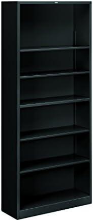 HON Brigade Metal Bookcase