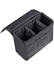 S-ZONE Water Resistant DSLR SLR Camera Insert Bag Camera Inner Case Bag Sony, Canon, Nikon, Olympus