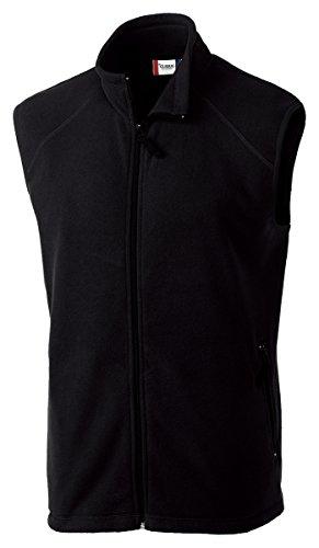 Zip Microfleece Vest - 1