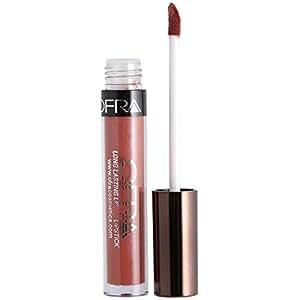 Ofracosmetics Long Lasting Liquid Lipstick, Americano - Red, 0.8 ounces