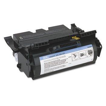 InfoPrint 75P6961 High-Yield Toner Cartridge, Black - in Retail Packaging