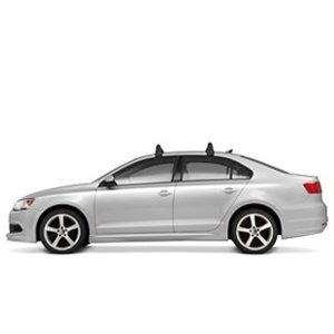 2012 2013 VW Volkswagen GLI MK6 U0026 2011 2014 Jetta MK6 Roof Base Carrier