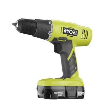 Ryobi ZRP1810 18V Cordless Lithium-Ion 3/8 in. Drill Kit Certified Refurbished from Ryobi