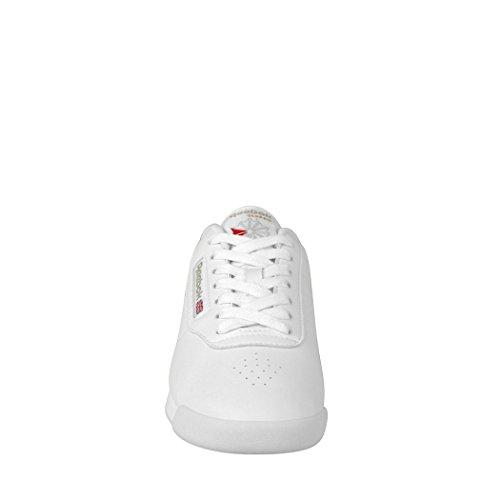 Princess Mode Reebok intl Femme Baskets White Y11dqHw