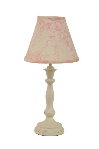 Cotton Tale Designs Heaven Sent Girl Standard Lamp and Shade