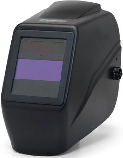 Pyramex Auto Dark Welding Helmet - Adjust Ir9 - 13 Sensitivity Adjustment
