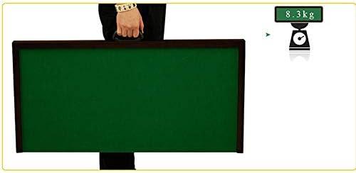MICEROSHE Mahjong Mahjong Mahjong Juego Plegable Simple Encimera y ...
