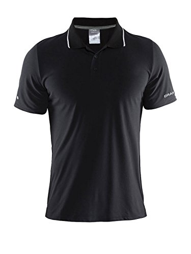 Craft in-the-zone Pique Polo-shirt maniche corte da uomo