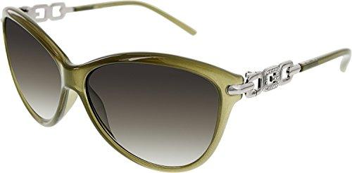 Guess Womens GU7288 OL 36 Green Sunglasses