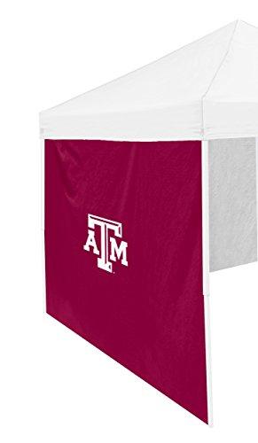 NCAA Texas A&M Aggies Adult Side Panel, Maroon, 9