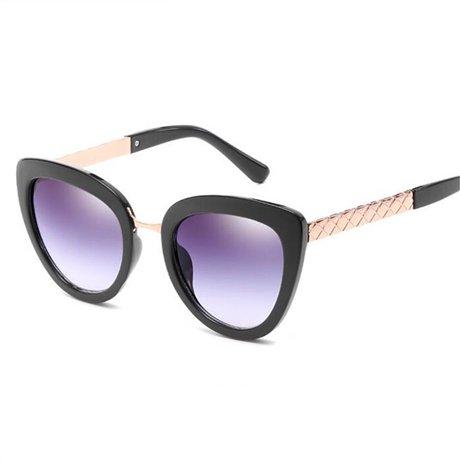 Redondas Sombras Beige de Marca de Lujo de de Estilo Nuevo Rhinestone Verano Moda GGSSYY Uv Mujeres Sol Calidad Alta Femeninas Black Gafas Gafas WZS1aw0q