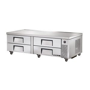 True Chef Base Refrigerated Equipment Stand 72 (Chef Stand Base Refrigerated)