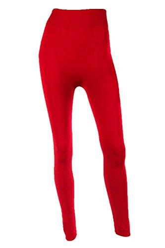 Mopas Womens Fleece Length Leggings