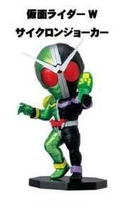 Kamen Rider World Collectable Figure vol.1 KR008