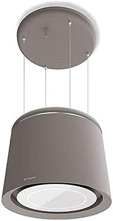 Faber Up and Down CELINE PLUS - Campana extractora (60 cm), color gris: Amazon.es: Grandes electrodomésticos