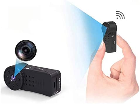 C Xka Mini Spy Camera Hidden Cameras 1080p Hd Wireless Amazon Co