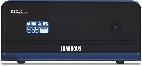 Luminous zelio 1100 UPS 2021 June Technology: Tubular, Sine Wave Capacity: 120 Ah Warranty: 24 Months