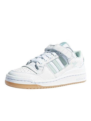 Adidas ftwbla Blanc Low Forum Originals 000 vervap Baskets Femme gum3 rqFrSw