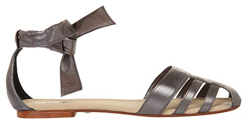 flop Flip Night Metallic Femme Sandales 10091 Bow 020 Little ddrgx