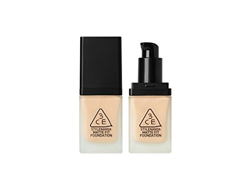 3CE-3-Concept-Eyes-Matte-Fit-Foundation-SPF50-PA-Marshmallow-Skin-Foundation