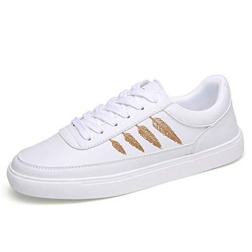 de d'automne 9862 de Chaussures Femme de Lacet Baskets Chaussures de Sport Or de OxOqPEA
