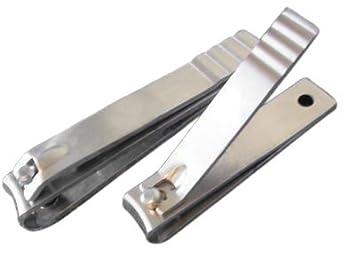 Nagelknipser aus rostfreiem Edelstahl (Klein 5.5 cm) InstrumenteNRW Profi-Knipser