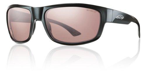 Smith Dover Sunglasses - ChromaPop Photochromic Black/Ignitor, One Size