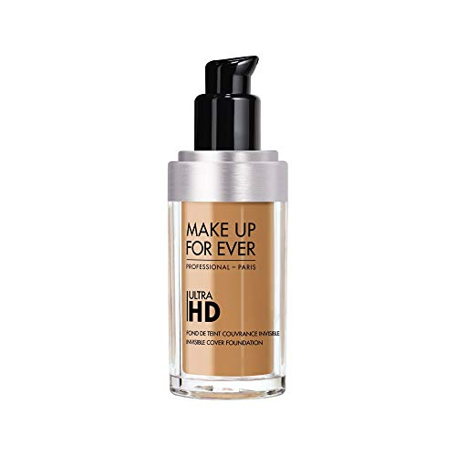 MAKE UP FOR EVER Ultra HD Foundation – Invisible Cover Foundation 30ml R430 – Hazelnut