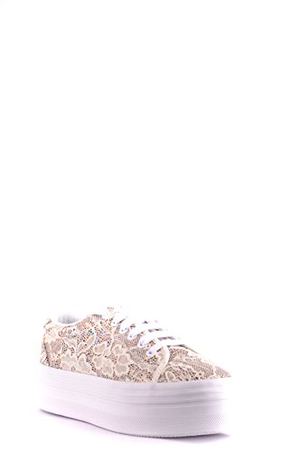 Tessuto Donna Mcbi163009o Beige Sneakers Jeffrey Campbell x6IC8qAf