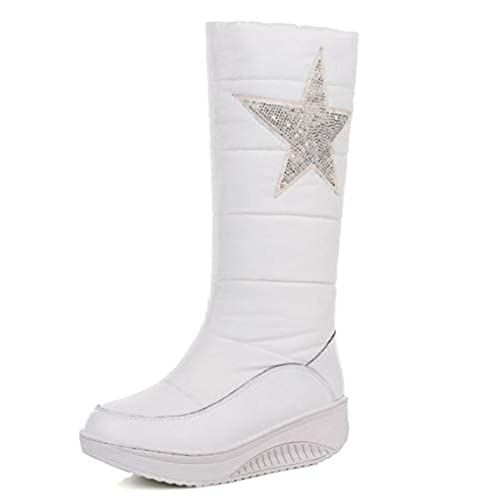 cheap Women's Down Waterproof Winter Snow Boot hot sale