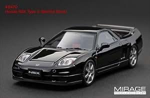 Honda NSX Type S Berlina Black 1/43 (japan import)