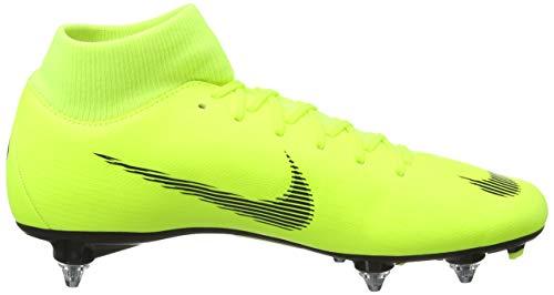 6 Nike Noir Vert pro Chaussures Adultes Footbal 701 Superfly Sg Academy Pour volt qrwtrnZzxP
