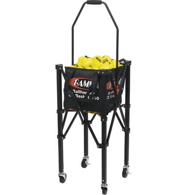 GAMMA BALLHOPPER EZ TRAVEL CART 150 AND EZ BASKET (Ball Hopper Travel Cart)