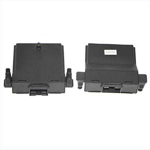 Fincos 2Pcs 7N0907530AJ Can Bus Gateway Control Unit for VW GTI MK5 MK6 Caddy Golf Sharan Scirocco Eos Octavia Yeti 7N0 907 530 AJ - (Color: 2Pcs)