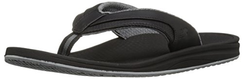 Balance Recharge Sandal Grey Slide Black New Men's FqwPx1