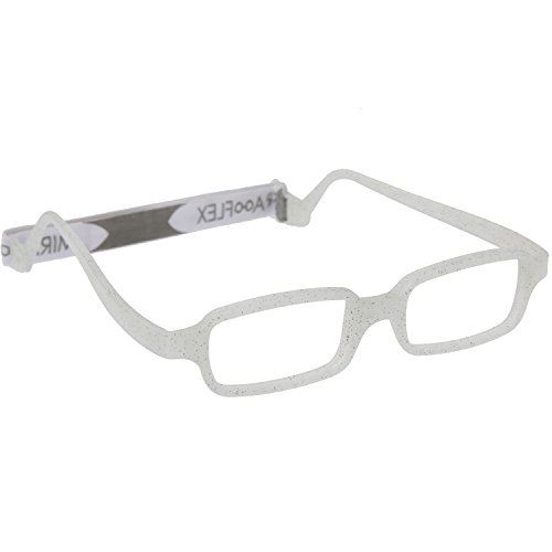Miraflex New Baby 1 Unbreakable Kids Eyeglass Frames, 39/14, Age 3-6 Years by Miraflex