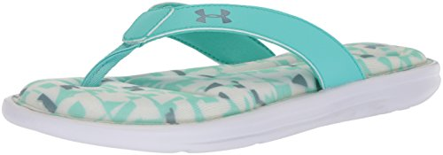 Marbella Under VI Tropical 101 Camo Tide Armour White Flop Women's Digi Flip AqqF7nwErx