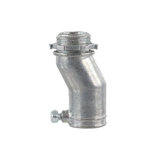 1-Pack Sigma Electric ProConnex 49007 EMT to Box Offset Connector 3//4-Inch
