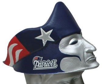 Amazon.com   New England Patriots Mascot Foamhead   Sports Related ... fb11c9d9fb0