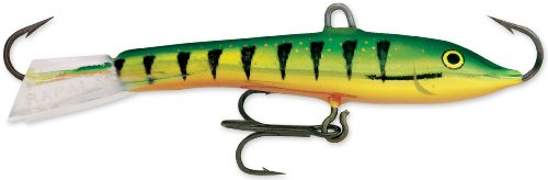 Rapala Jigging Rap 07 Fishing lure, 2.75-Inch, Perch
