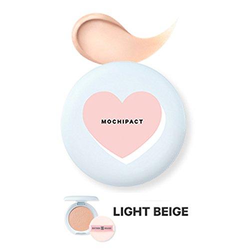 16 Brand Mochi Pact SPF30 PA++ (MP01 Light Beige)