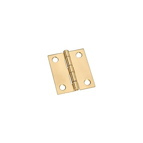 Stanley 803220 Decorative Broad Mortise Cabinet Hinge Pack of 5