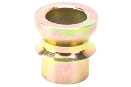 RuffStuff Specialties R1260 3/4 Inch To 5/8 Inch Zinc Spherical Rod Heim Joint Misalignment Spacer Bushing