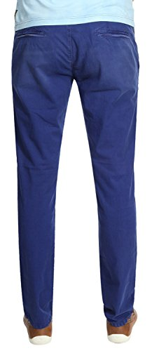 Armani Jeans Herren Chinohose Blau V6P20CG-65